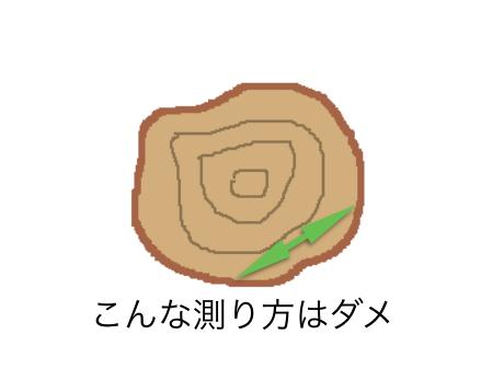 素人から始める林業〜丸太の測定編〜