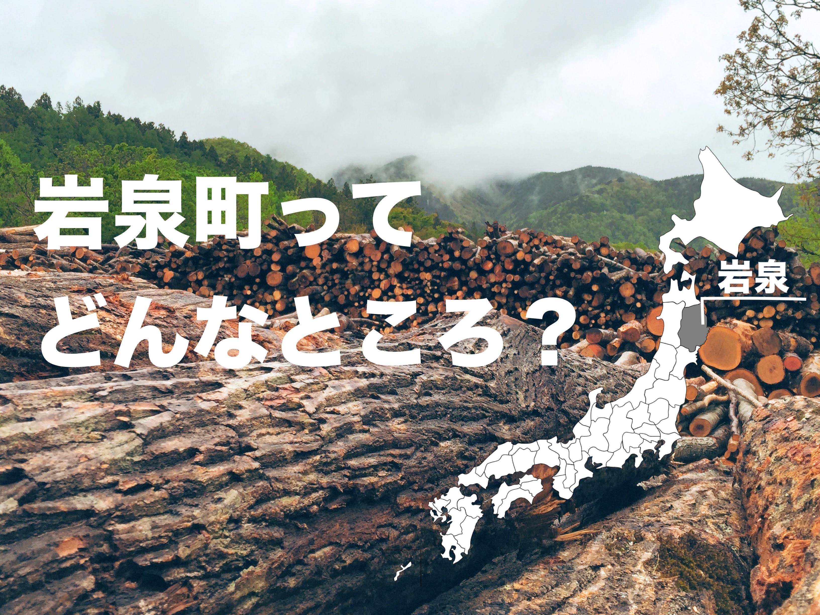 【岩泉町特集】観光名所や主要産業まで岩泉町のみどころを解説。
