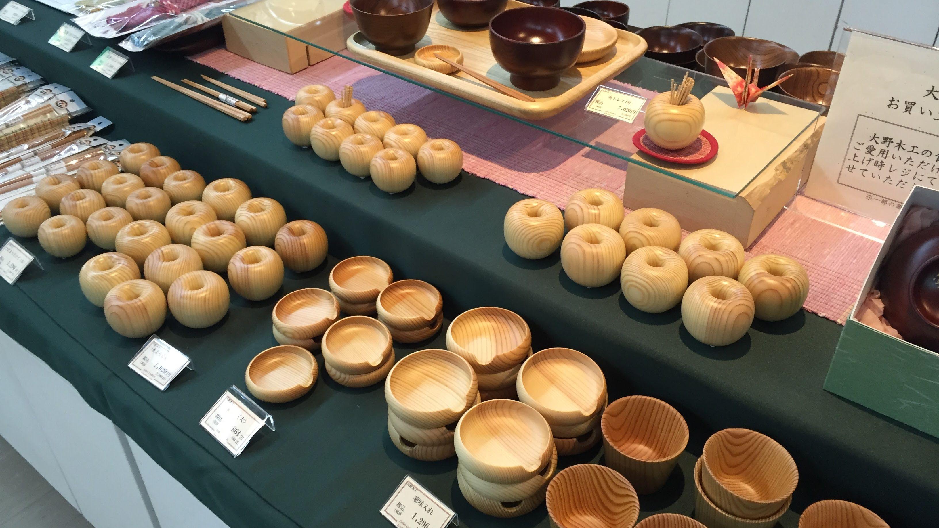【木工の町】岩手県洋野町のおおのキャンパスで、木工アイデアを広げる。