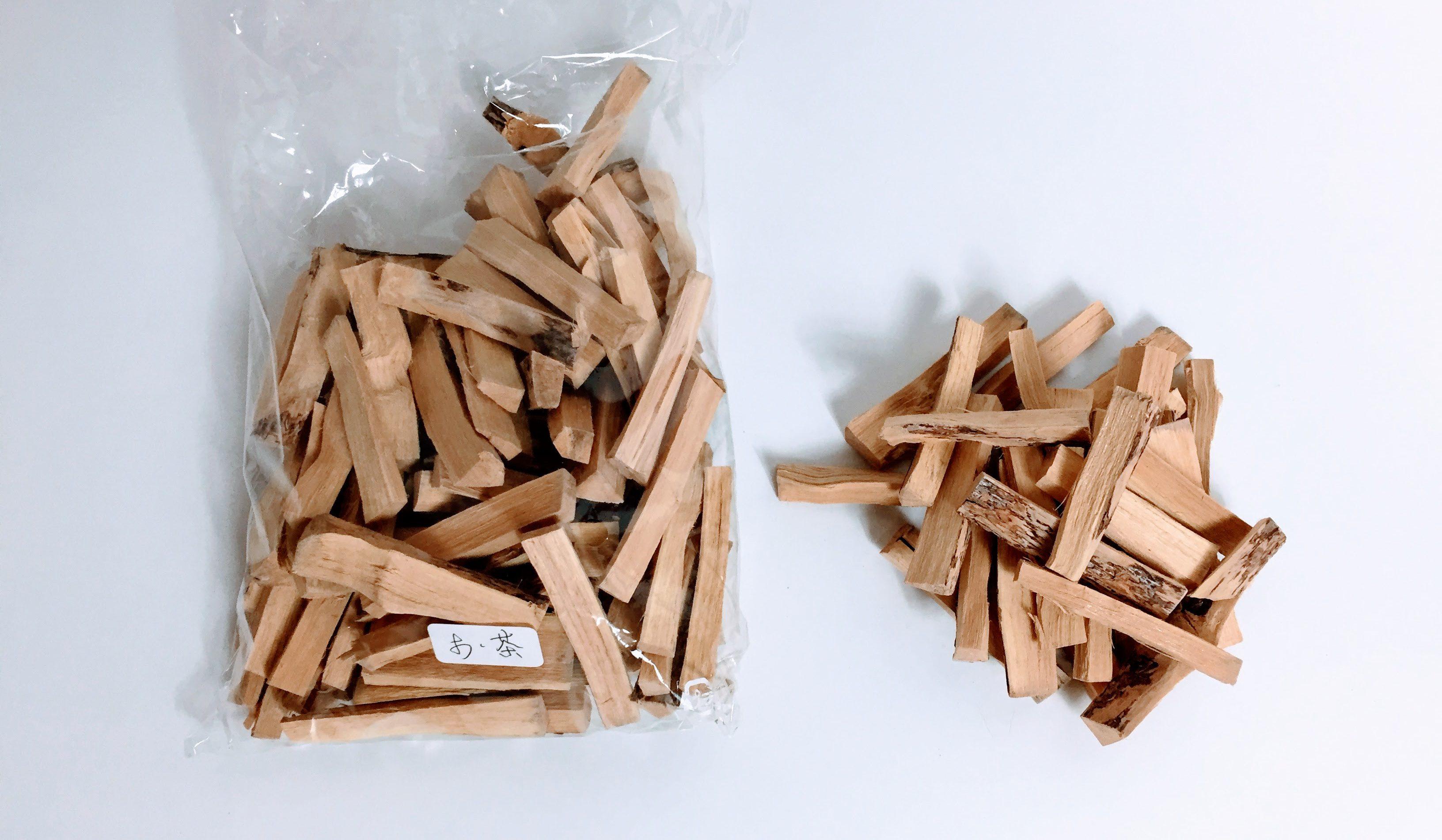 【実験中】世にも珍しいトンズラの木を煮出したお茶。一体何回使えるの?