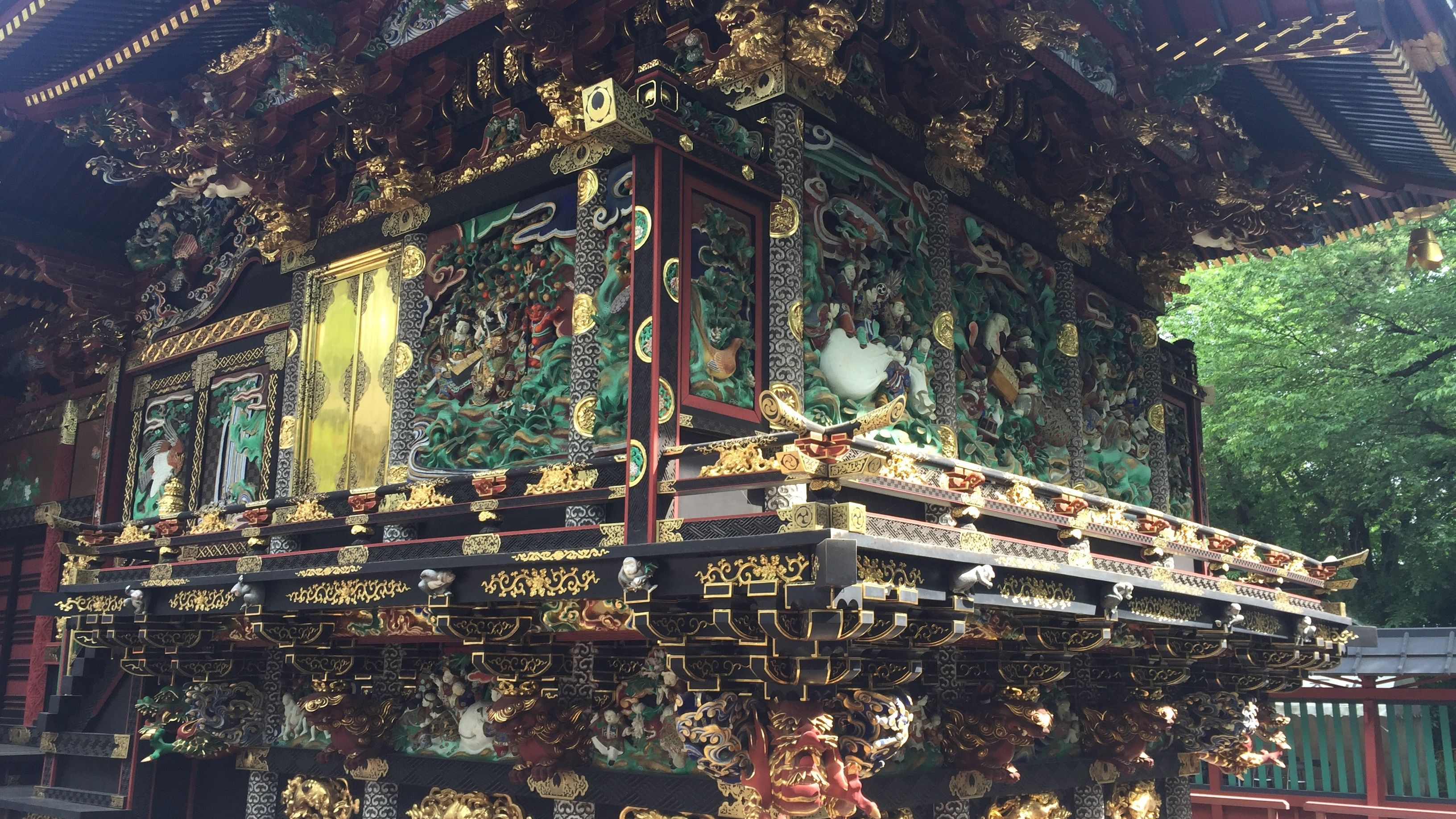 埼玉の日光東照宮!?熊谷市にある聖天山歓喜院がすごかった。