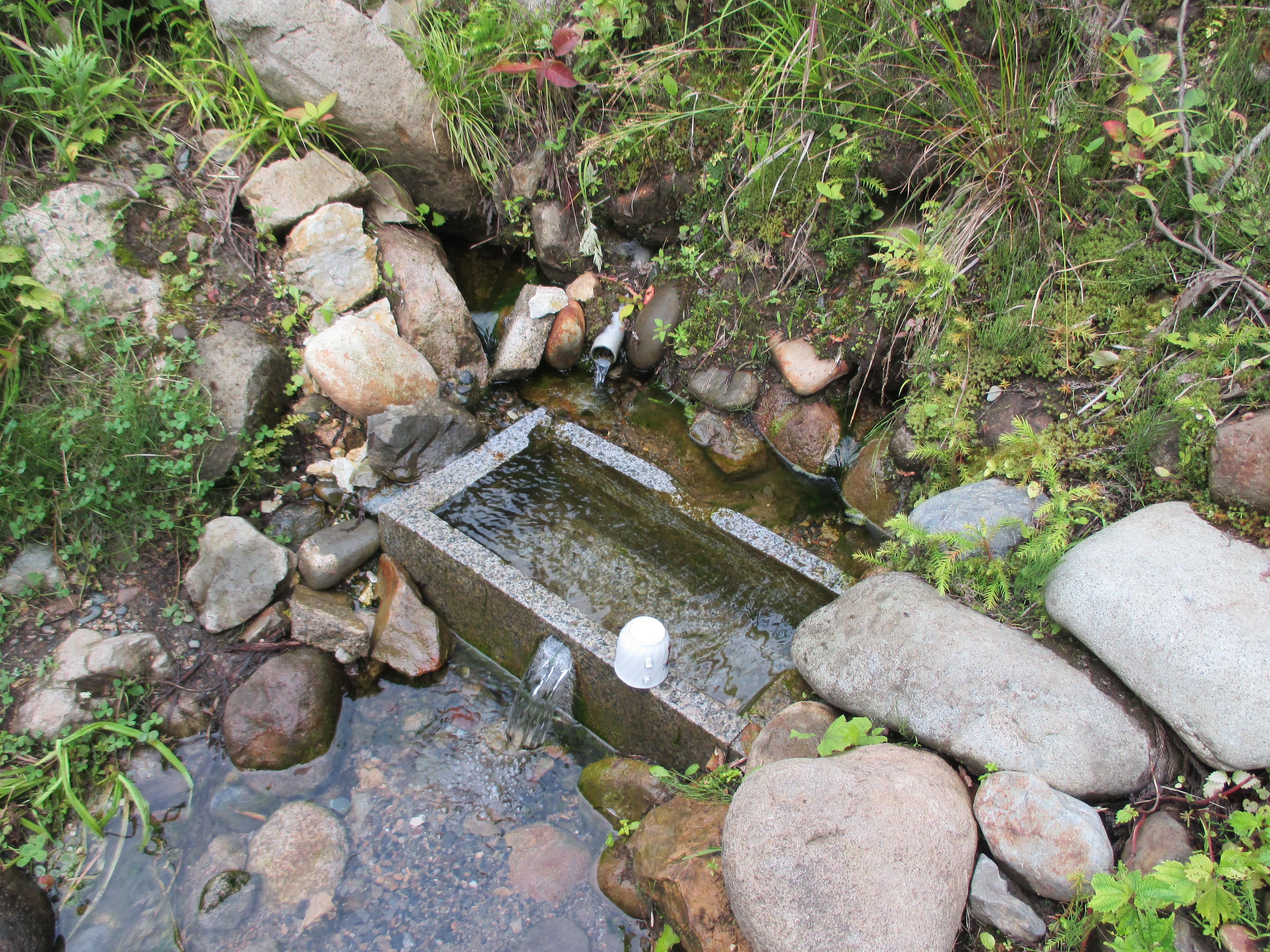 日本にもあった!!天然炭酸水を汲みに奥会津の大塩炭酸水井戸に行ってきた。