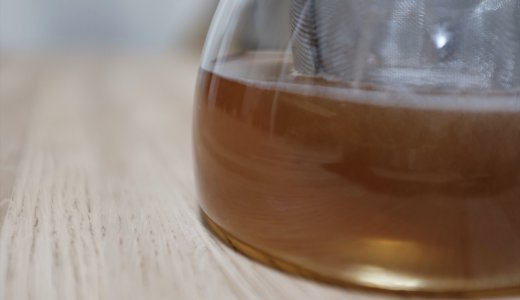 ウリハダカエデの樹液を煮詰めて自家製メープルシロップを作ってみた。